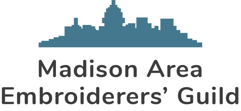 Madison Area Embroiderers' Guild Logo