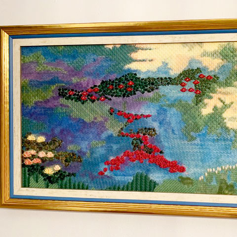 Reproductions in Needlework